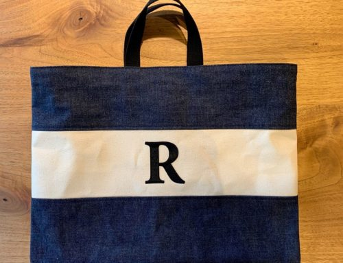 【満員御礼】WS こども用の通園・通学バッグを作ろう!