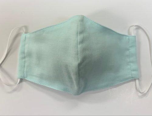 【NEWS】繊維産地継承プロジェクトHITOTOITOのスクール卒業生が、布マスクを作りました。